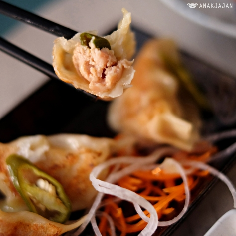 Mexican Chicken Gyoza IDR 39k