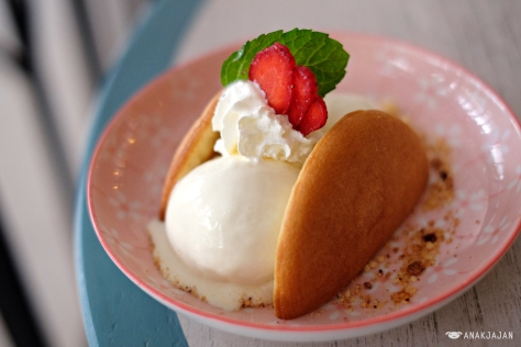 Dorayaki Ice Cream IDR 39k