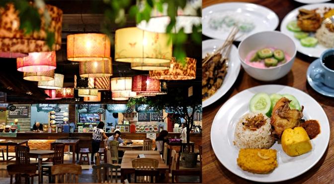 Food Court Pasaraya Blok M