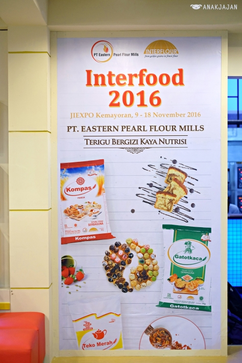 INTERFLOUR – SIAL Interfood 2016 | ANAKJAJAN COM