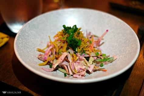 Food Safari Thai Beef Salad