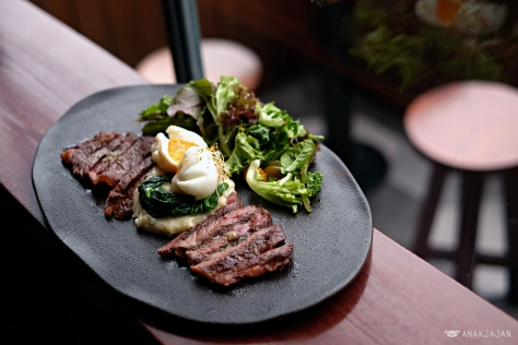 Steak And Eggs IDR 99k