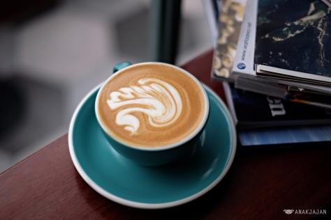 Cappuccino IDR 43k