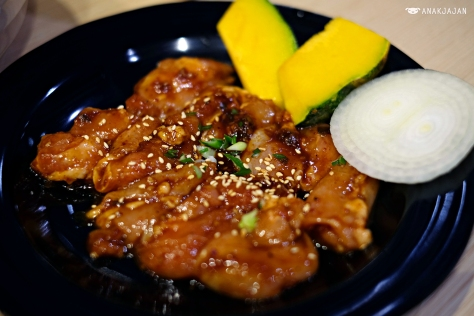 Chicken IDR 120gr IDR 69k
