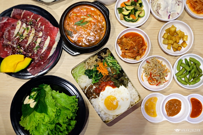 KOBA KOREAN BBQ – LIVING WORLD MALL, Alam Sutera, Tangerang
