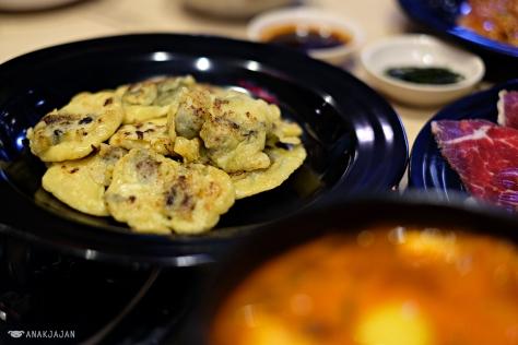 Gul Jeon/ Oyster Pancake IDR 69k