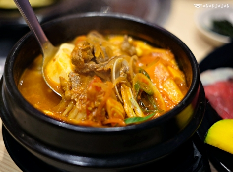 Korean Jjigae IDR 49k