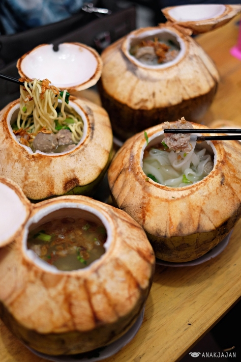 Bakso Kelapa Rm Doyan Makan Pasar 8 Alam Sutera
