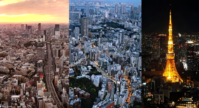 [JAPAN] TOKYO CITY VIEW OBSERVATORY DECK – Roppongi Hills, Tokyo