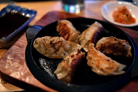 Chicken Gyoza IDR 39.5k
