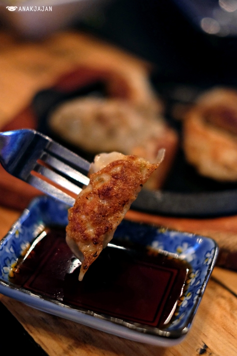 Chicken Gyoza IDR 39.5k