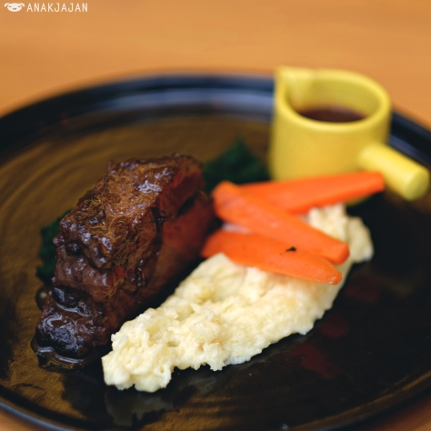 Braised Beef Cheek IDR 115k