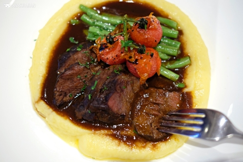Braised Beef Cheek IDR 155k