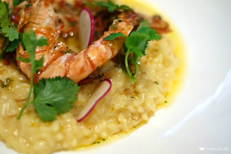 Risotto Milanese IDR 170k