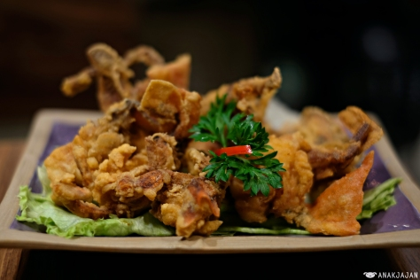 Deep Fried Soft Shell Crab IDR 38.5k