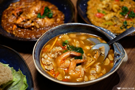 Tom Yum Seafood IDR 59k