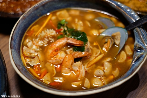 Tom Yum Seafood IDR 59k