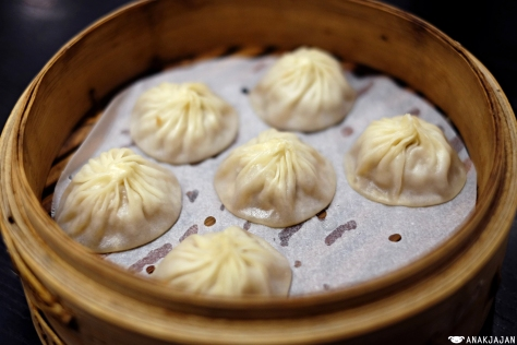 Xiao Long Bao Pork IDR 58k (6pcs)