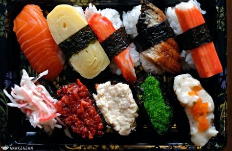 Sushi Mix IDR 50k