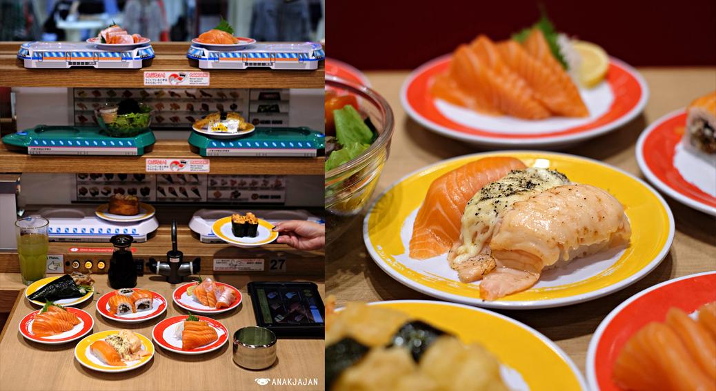 Genki Sushi Jakarta Indonesia Anakjajan Com