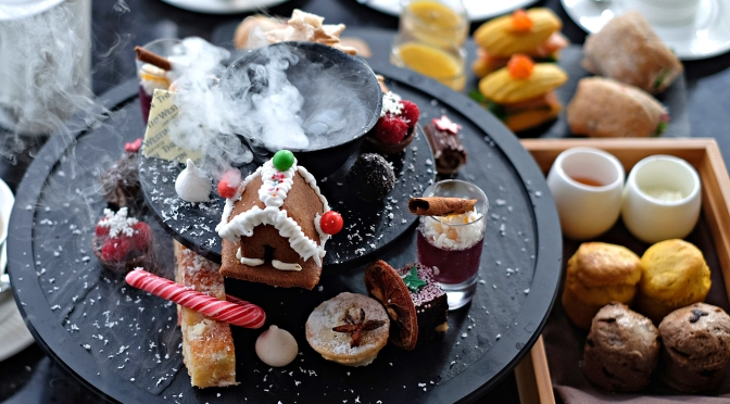 THE WESTIN HOTEL JAKARTA – Afternoon Tea