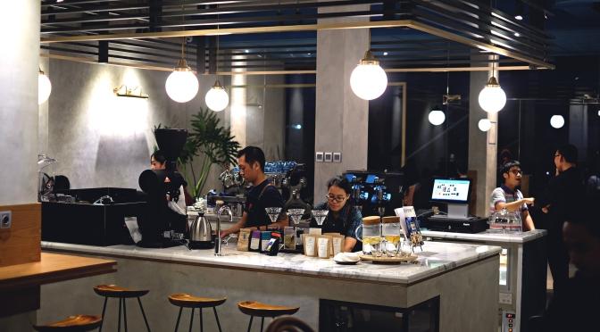 CALIBRATE COFFEE – Puri, Jakarta