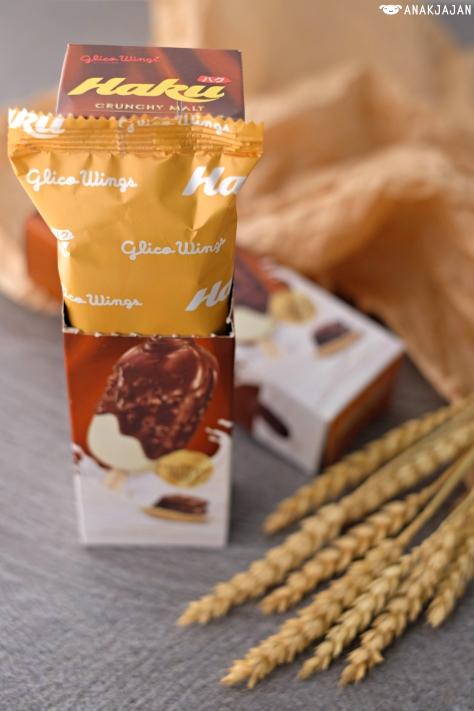 Haku Crunchy Malt IDR 12k
