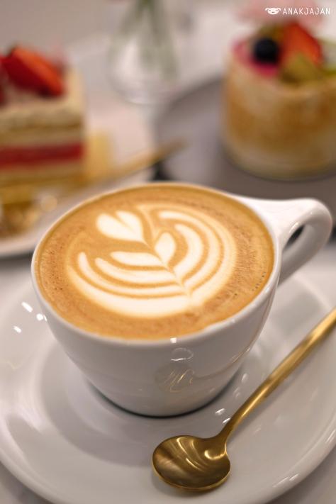 Cappuccino IDR 38k