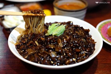 Jajangmyeon (Cajang Myun) IDR 60k