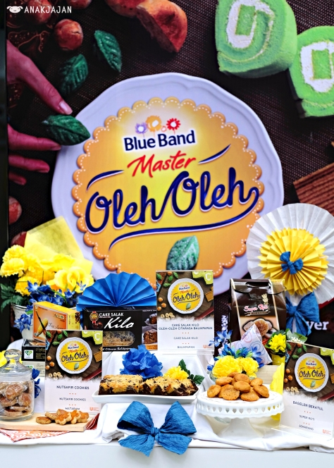 Blue Band Master Oleh-Oleh