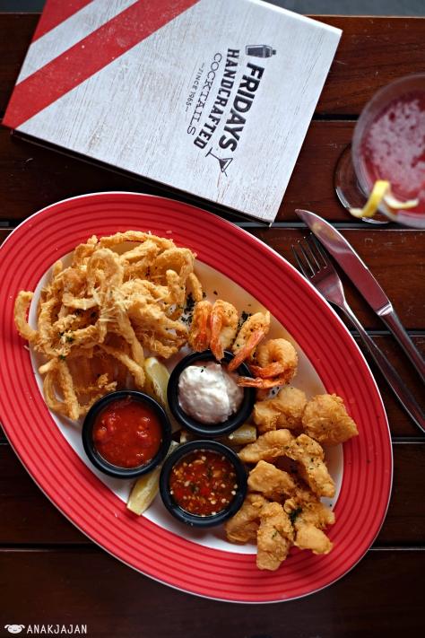Seafood Platter IDR 139.9k