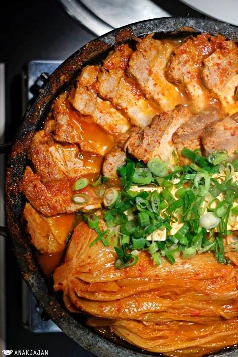 Bossam Kimchijjim IDR 425k