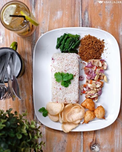 Honje Rice IDR 55k