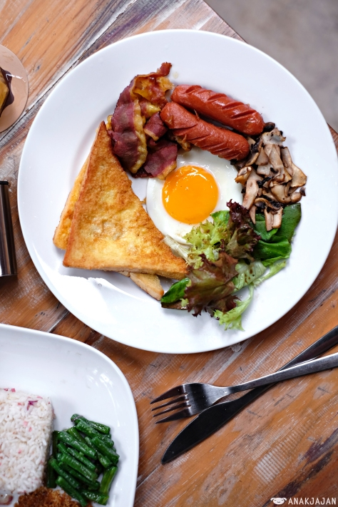 Big Breakfast IDR 45k