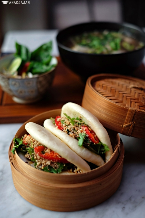 Bao Gao Pork Belly IDR 65k (2pcs)