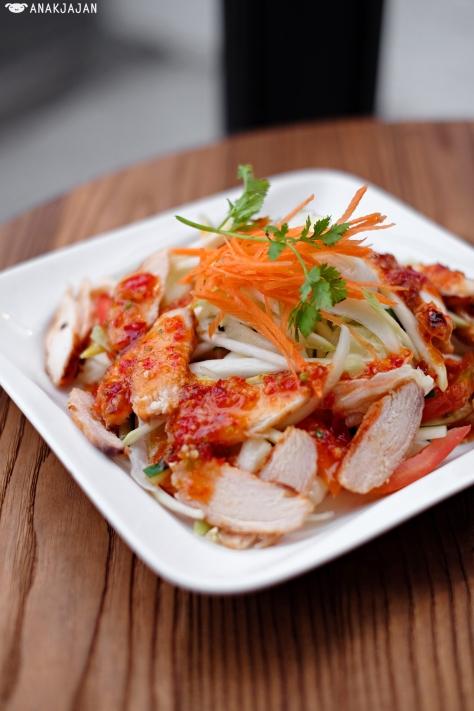 Chicken Mango Salad IDR 68k