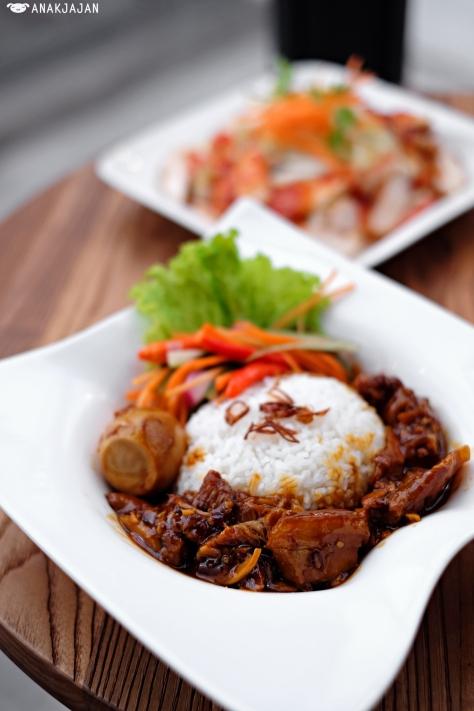 Pork Belly Stew IDR 110k
