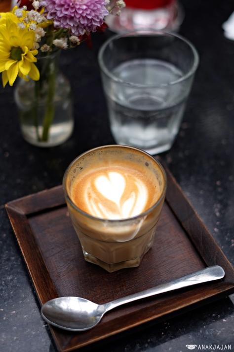 Cappuccino IDR 30k