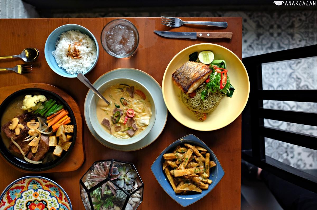 Nikko Cafe Bangkok Menu