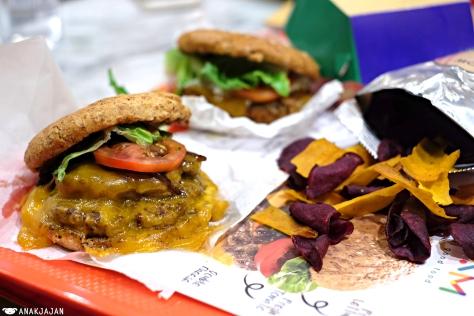 Healthier Fast Food Salads