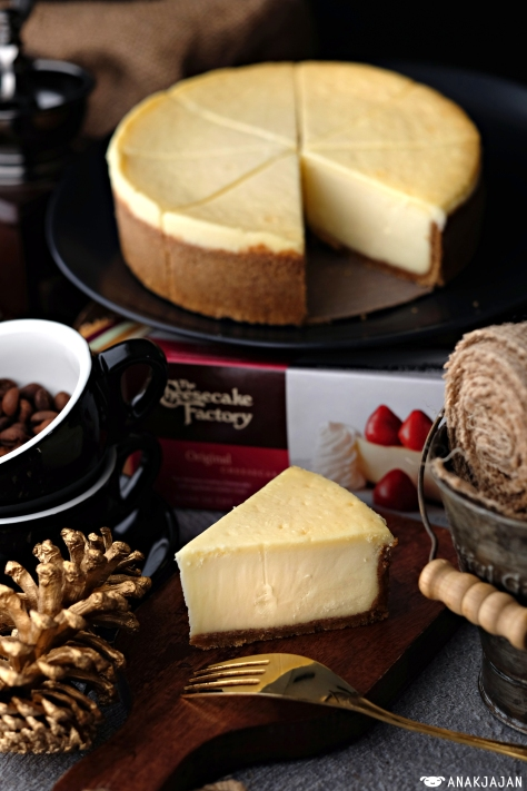 Cheese Cake Factory Indonesia