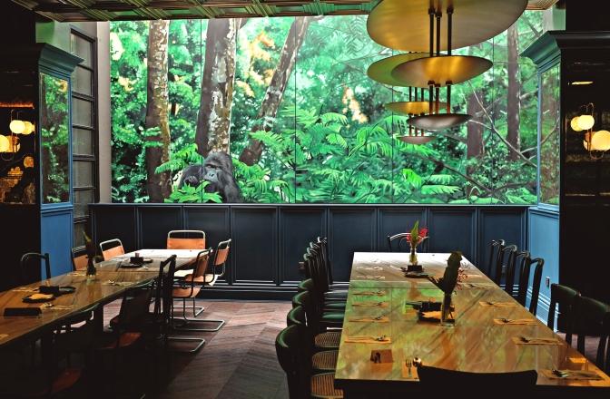 GORMETERIA CAFE – Bandung