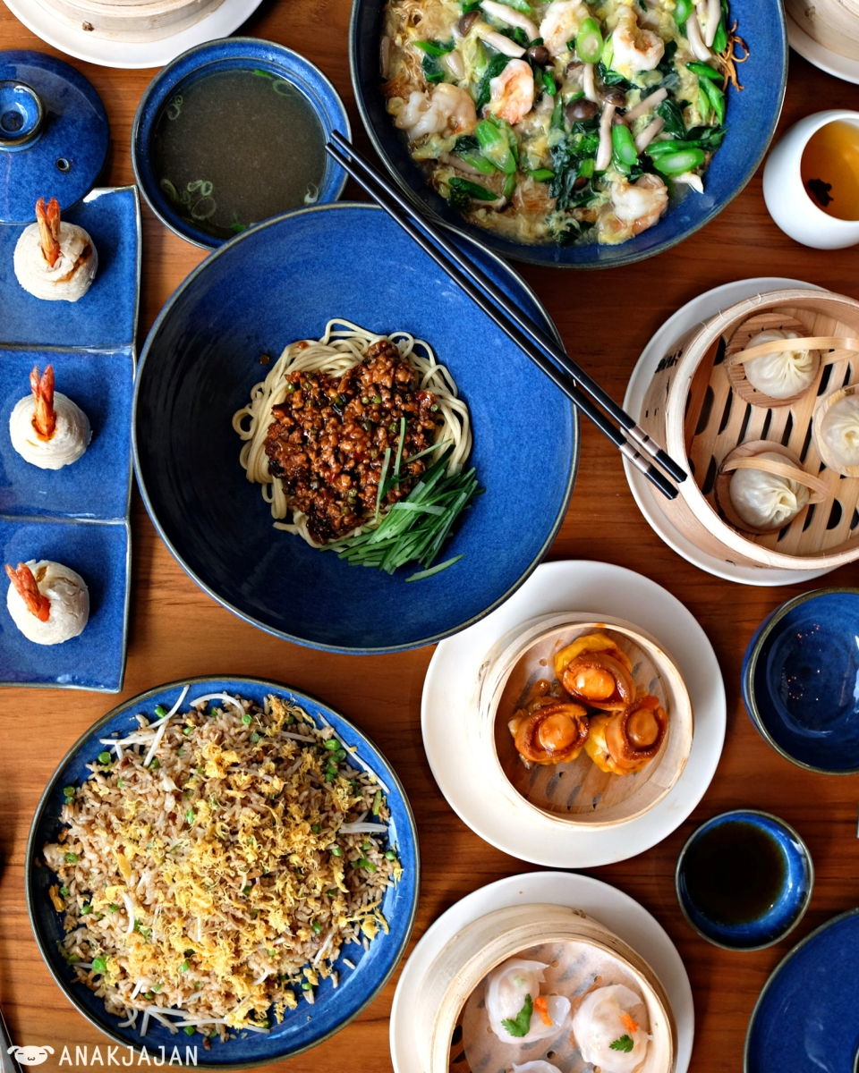 JIA DINING – SHANGRI-LA HOTEL, Jakarta