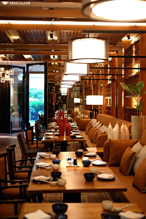 Shangri La Jakarta Chinese Restaurant
