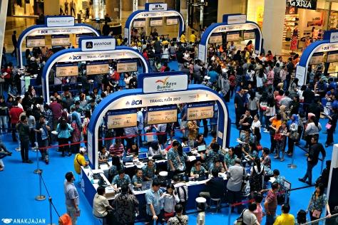 bca singapore airlines travel fair