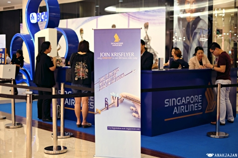 bca singapore airlines travel fair