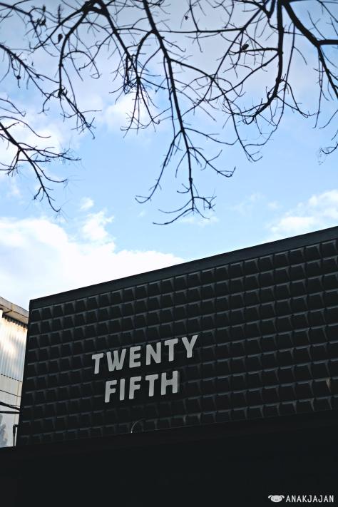 Twenty Fifth