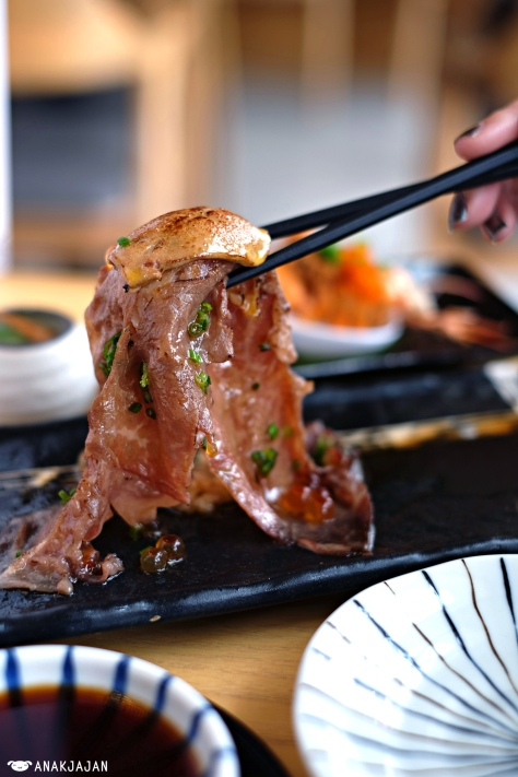 Aburi Kagoshima Foie Gras Ikura IDR 95k (1pcs)