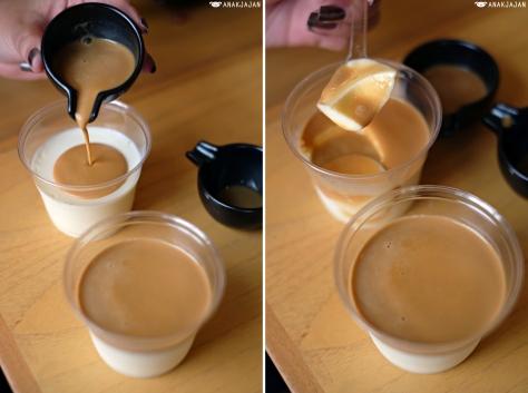 Hokkaido Milk Pudding IDR 25k