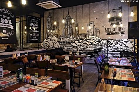 MELBOURNE KITCHEN – CITOS (Cilandak Town Square), Jakarta ...